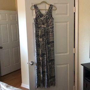 Loft Maxi Sun Dress